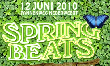 Spring Beats (flyer)