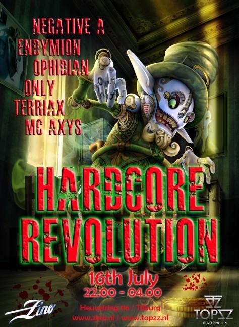 Hardcore Revolution (flyer)