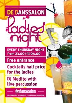 Ladies Night (flyer)