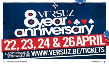 8 Years anniversary (flyer)