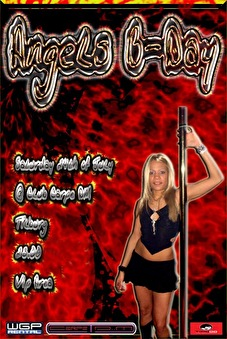 Angel's B-Day (flyer)