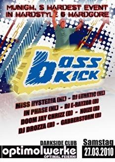 Bass Kick (flyer)