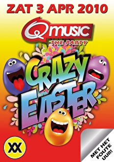 Crazy Easter (flyer)