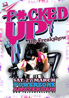 F*cked Up! (flyer)