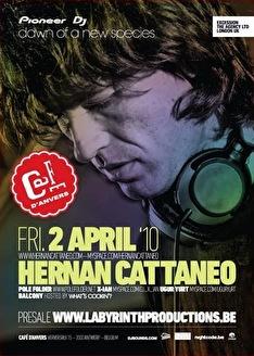 Hernan Cattaneo (flyer)
