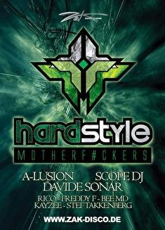 Hardstyle Motherf#ckers (flyer)