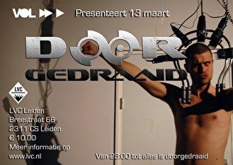 Doorgedraaid (flyer)