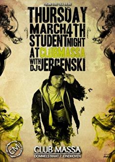 Student Night (flyer)