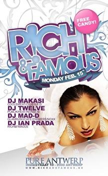 R!ch & Famous (flyer)