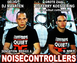 Noisecontrollers (flyer)