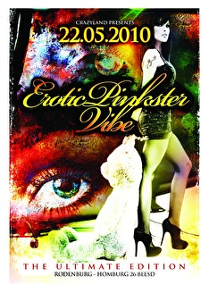 Erotic Pinkster Vibe (flyer)