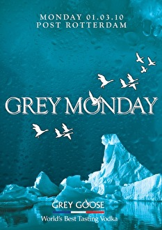 Grey Monday (flyer)