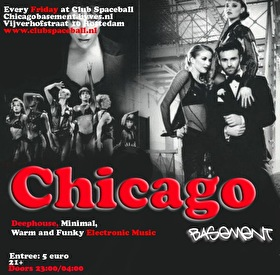 Chicago Basement (flyer)