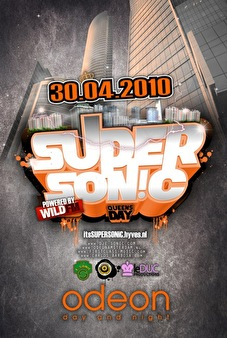 Supersonic (flyer)