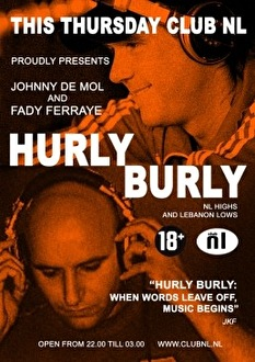 Hurly Burly (flyer)