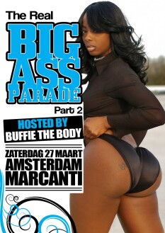 Big Ass Parade (flyer)