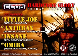 Hardcore Glory (flyer)