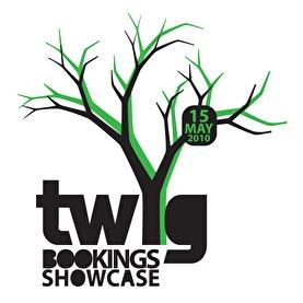 Twig Bookings Showcase (flyer)