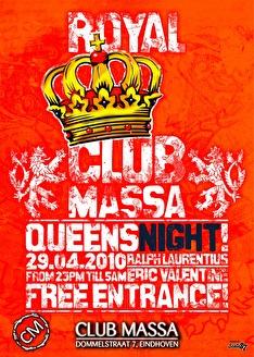 Royal Club Massa (flyer)