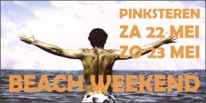 Beach Weekend (flyer)