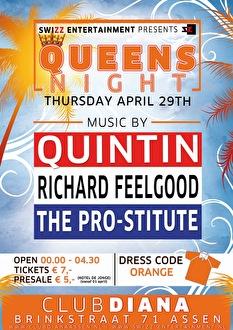 Queens Night (flyer)