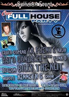 One Full House (flyer)