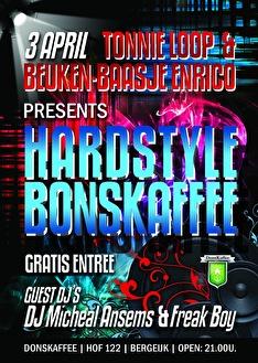 Hardstyle Bonskaffee (flyer)