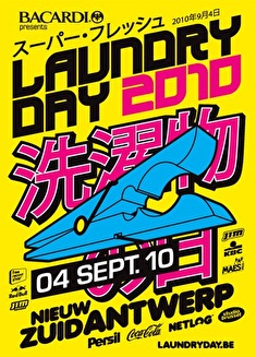Laundry Day 2010 (flyer)