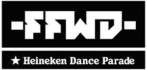 flyer FFWD Heineken Dance Parade