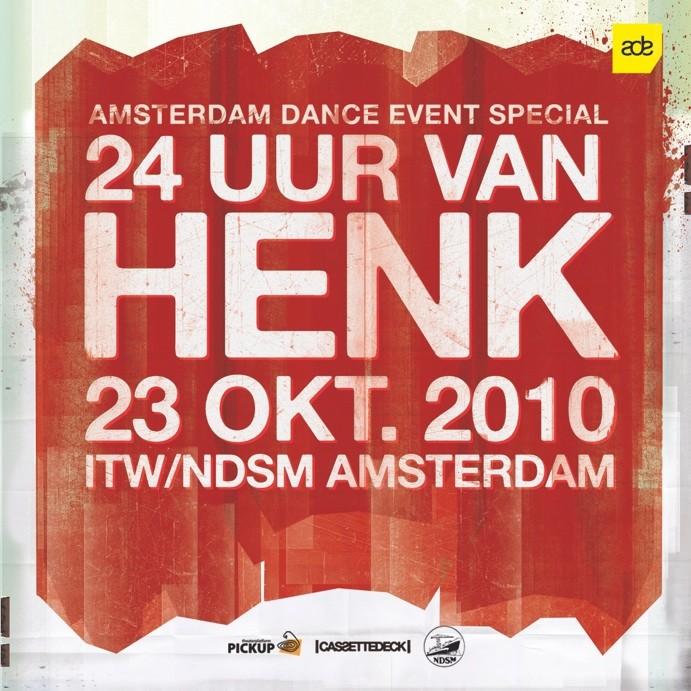 Henk (flyer)