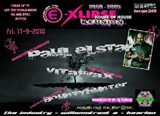 E-xlipse Reunion (flyer)