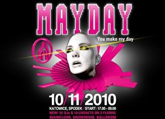flyer Mayday Poland