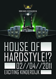 House of Hardstyle?! (flyer)