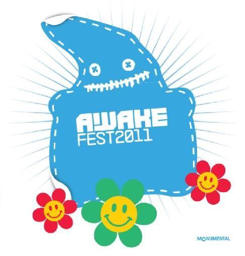 flyer Awakenings Festival