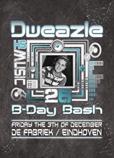 Dweazle (flyer)