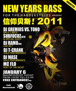 Newyears Bass (flyer)