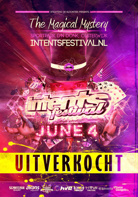 flyer Intents Festival 2011