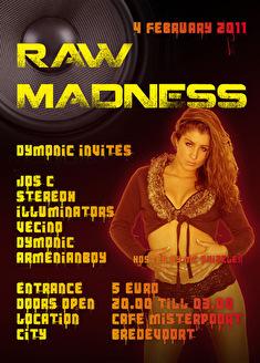 Rawmadness (flyer)