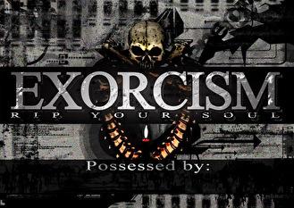 Exorcism (flyer)