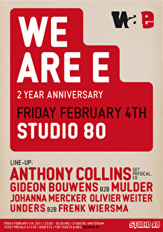 We are E (flyer)