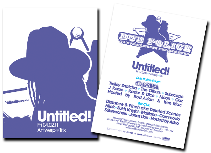 Untitled! (flyer)