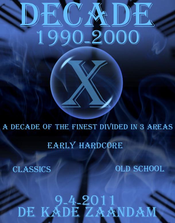 Decade (flyer)