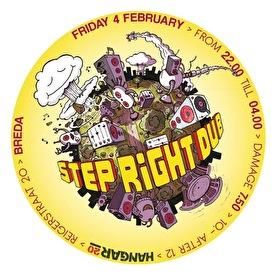 Step right dub (flyer)
