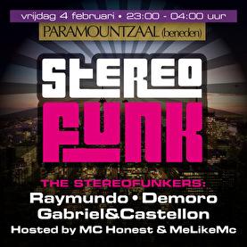 Stereofunk (flyer)