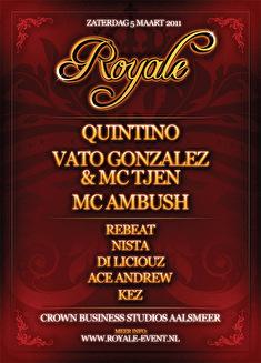 Royale (flyer)
