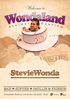 Welcome to Wondaland (flyer)