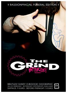 The grind #11 (flyer)