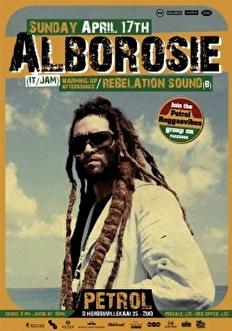 Alborosie (flyer)