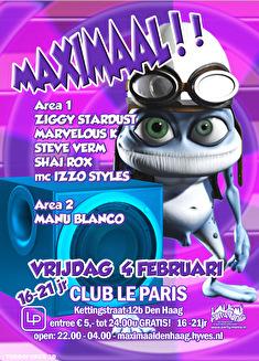 Maximaal (flyer)