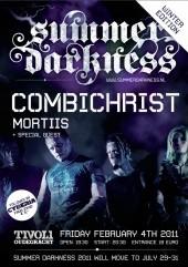 Summer Darkness (flyer)